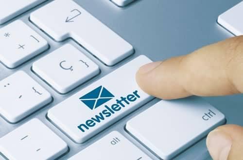 Edwin Stipe newsletter
