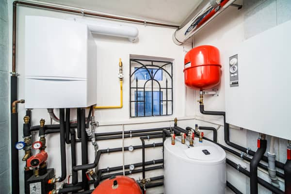dual fuel systems - heating