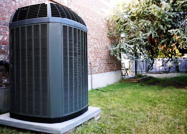 dual fuel heating air conditioning